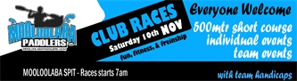 CLUB RACES