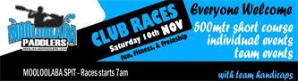 CLUB RACES