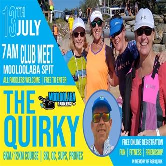 The QUIRKY Club Meet 13 Jul