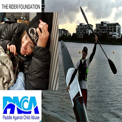 PADDLE AGAINST CHILD ABUSE