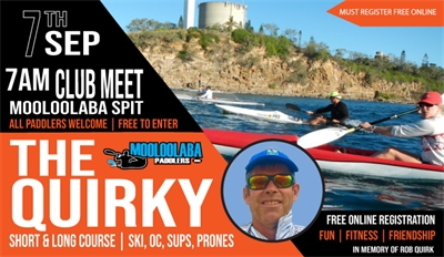REMINDER TO REGISTER- 3rd Quirky Club Meet 7th Sep