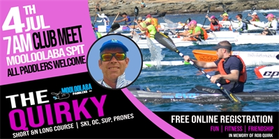 THE QUIRKY Club Meet Saturday July 4th