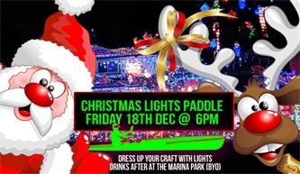 Christmas Lights 18th December