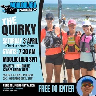 3RD Quirky Club Meet (Saturday 3rd April)