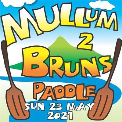 Weekend Away 11km Mullum2Bruns River Paddle (21 - 24 May)