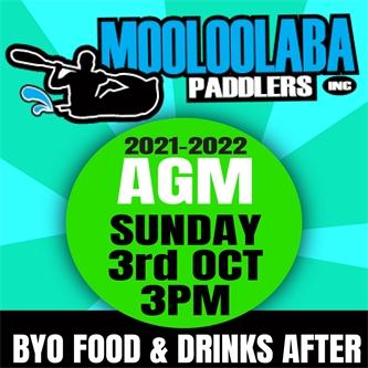 AGM Sunday 3rd October 2021