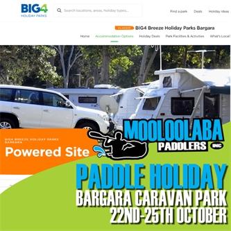 Paddle Holiday at Bargara 22-25 Oct