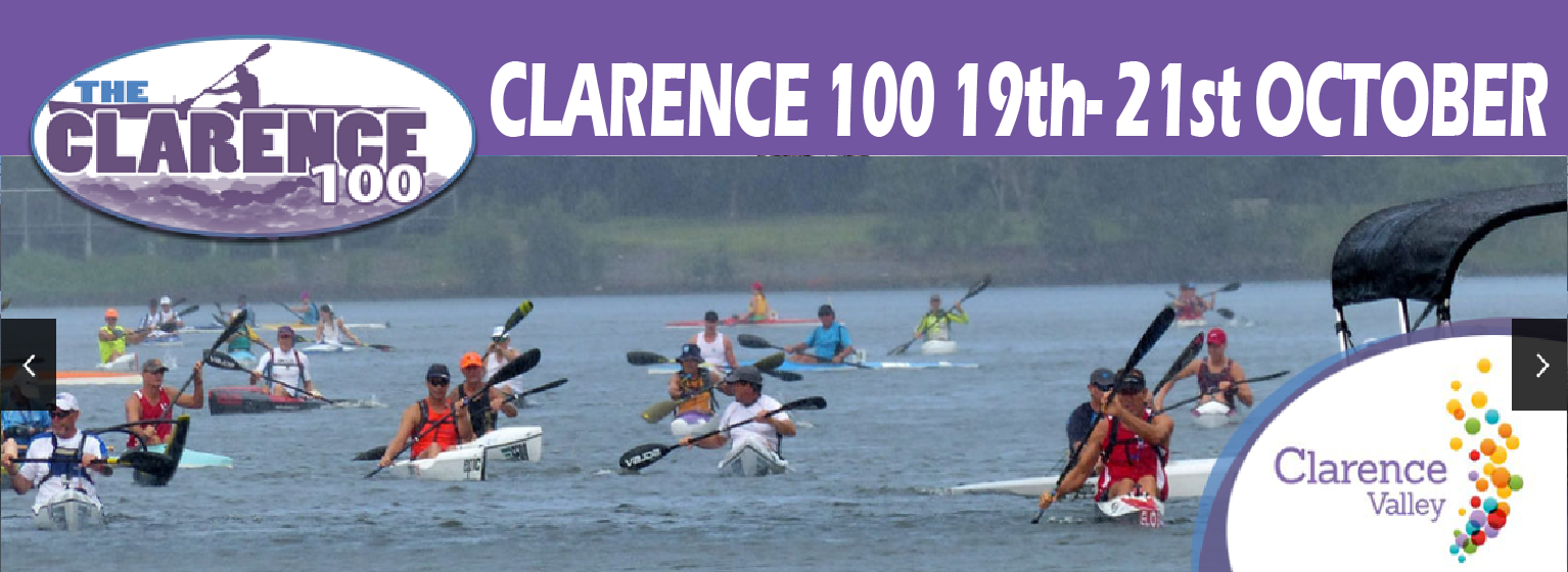 The Clarence 100 (plus a bit!)