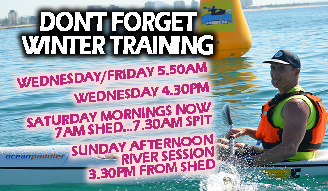 Winter Training Sessions Starts 22nd Jun