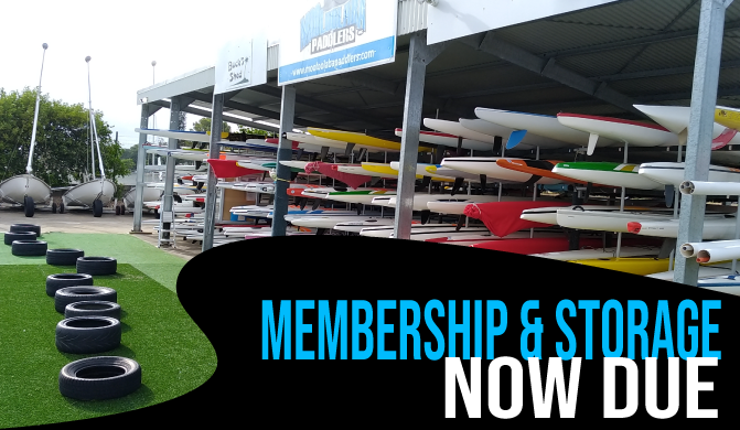 Membership and Storage