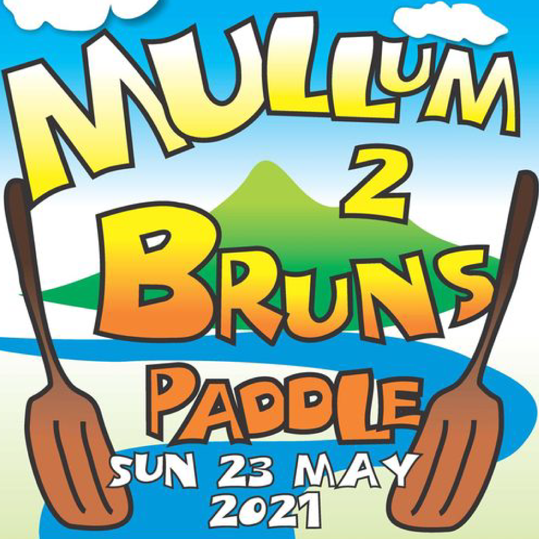Weekend Away 11km Mullum2Bruns River Paddle (21 - 24 May)